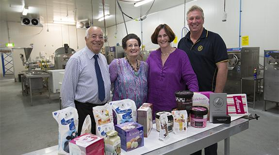 WA dairy expands into gelati