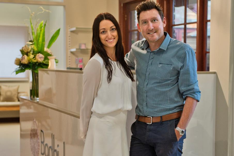 Perth business named best day spa
