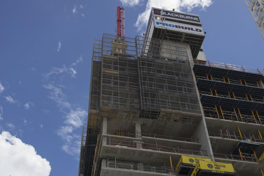 Demand for apartments a matter of timing