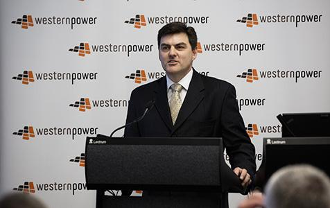 Italiano leaves Western Power