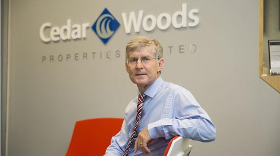 Cedar Woods maintains outlook
