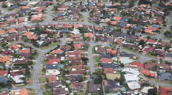 Perth housing most affordable in 13 years