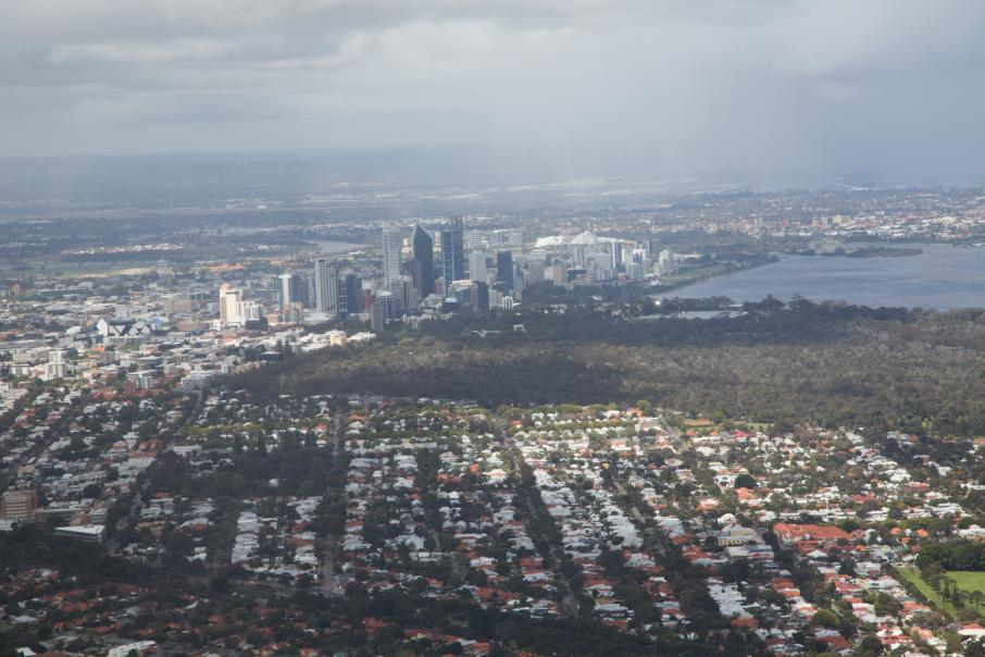 Report slams Perth planning