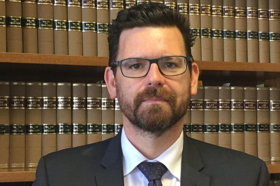 Quinlan appointed solicitor general