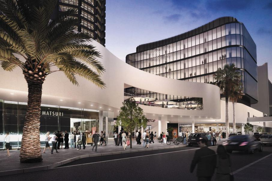 New towers add to QV mix