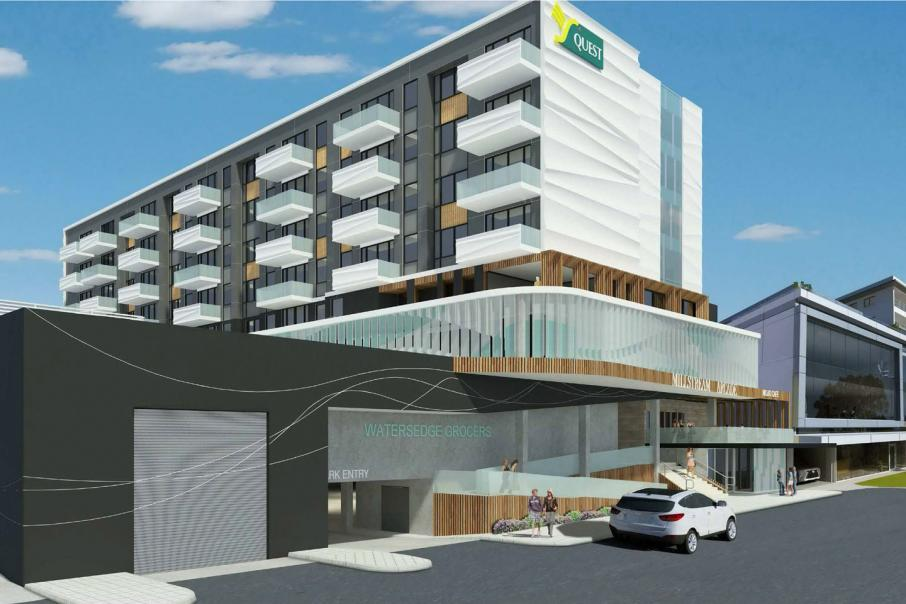 Quest hotel approved for South Perth