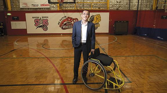 Wheelchair Sports targets new revenue streams