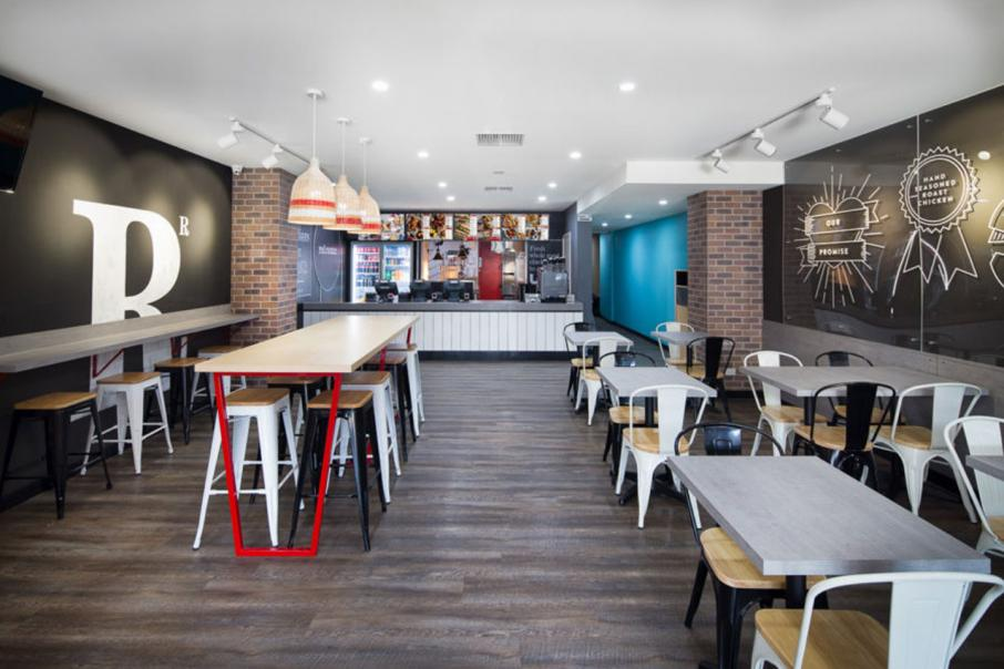 Red Rooster unveils new store concept