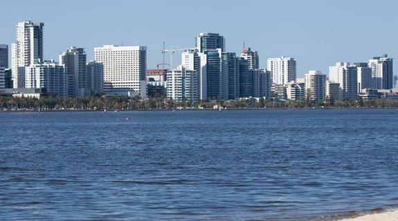 Demand for Perth apartments up