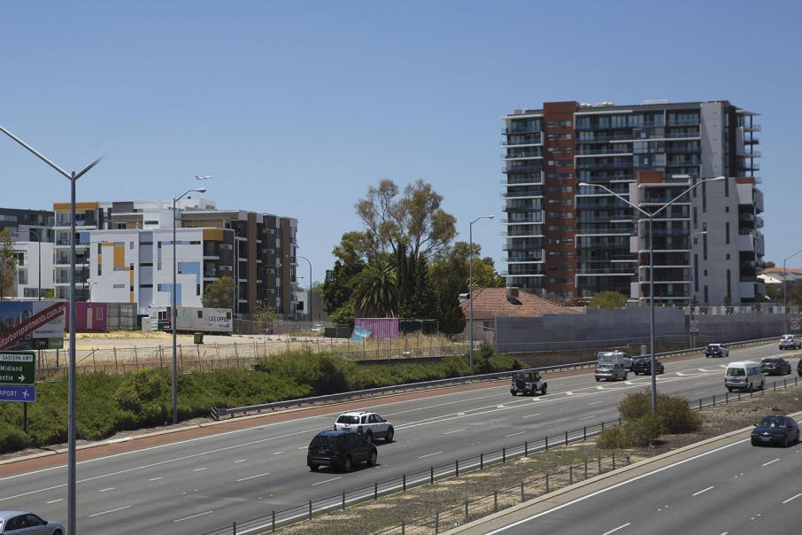 Apartment prices resilient at The Springs