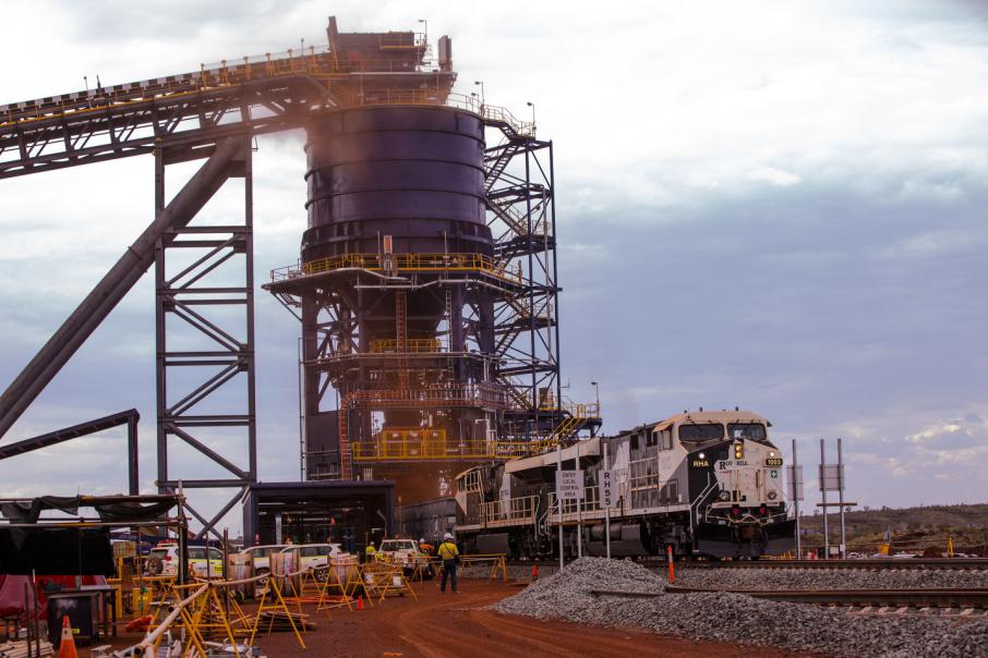 WA still the place for resources investment