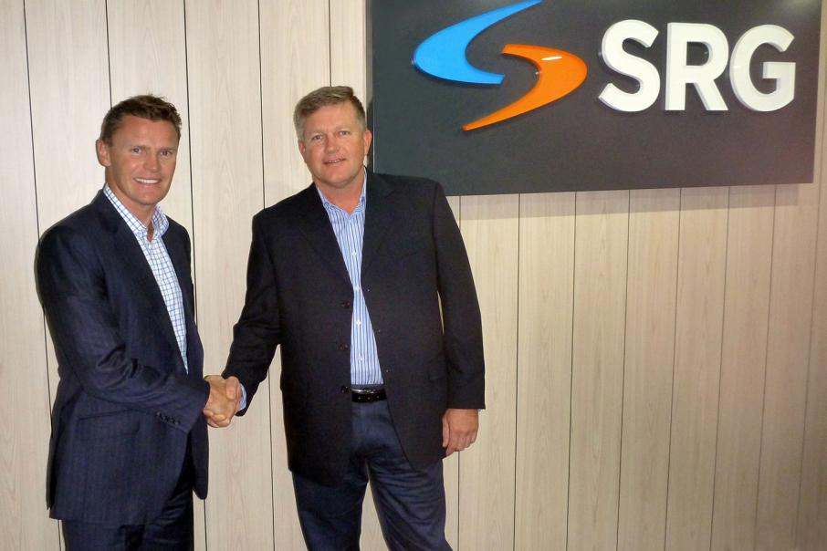 Strong year for SRG