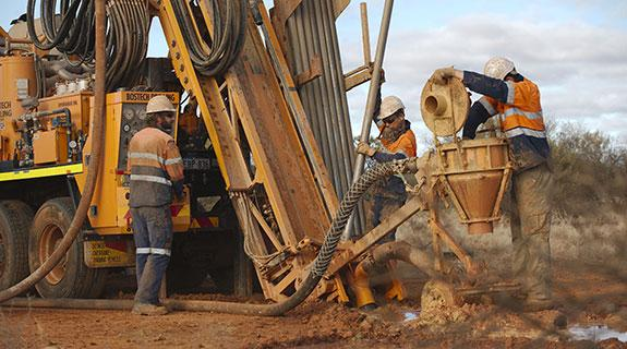 Resources sector productivity boost