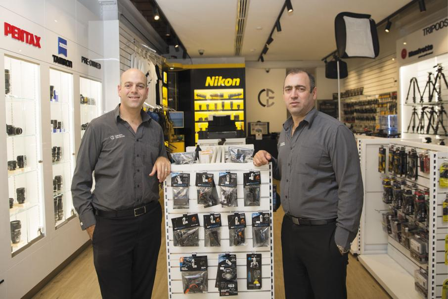 Customer focus keeps Camera Electronic in the picture