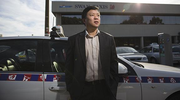 Swan Taxis launches cashless app update
