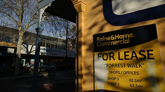 'Old-school' struggles in new retail economy