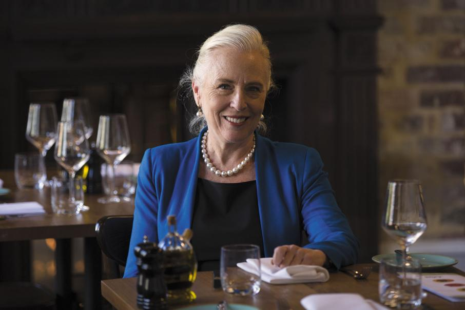 CEO lunch with Sue Murphy