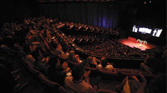 TEDxPerth – an eclectic menu of brain food