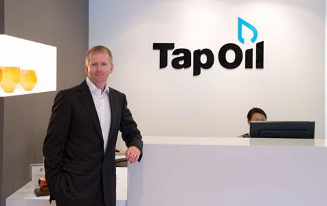 Chief out as Tap Oil restructures