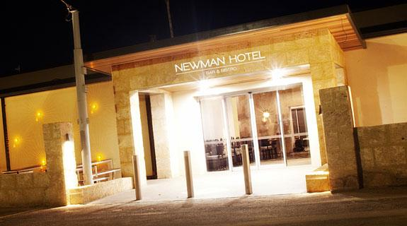 Gilmore to sell Newman Hotel