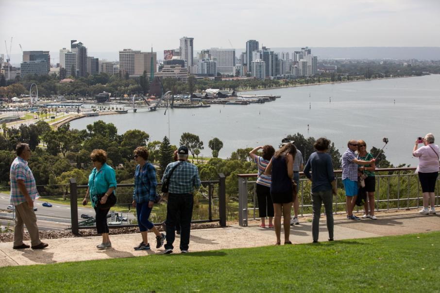 International visitors up, but not by enough
