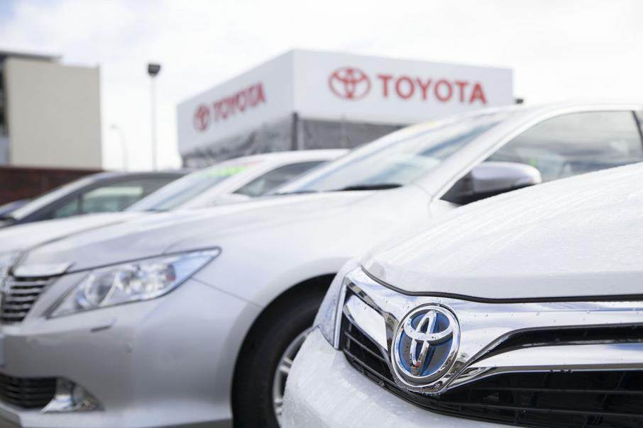 Toyota WA's most popular auto brand in soft market
