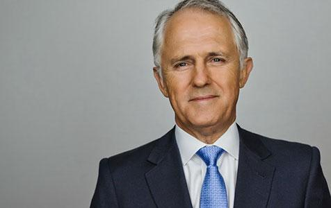 Turnbull pledges new leadership style