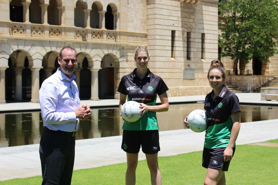 West Coast Fever scores UWA partnership