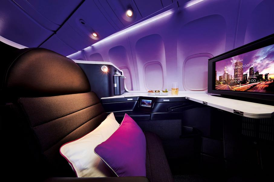 Virgin to fly from Perth to Abu Dhabi