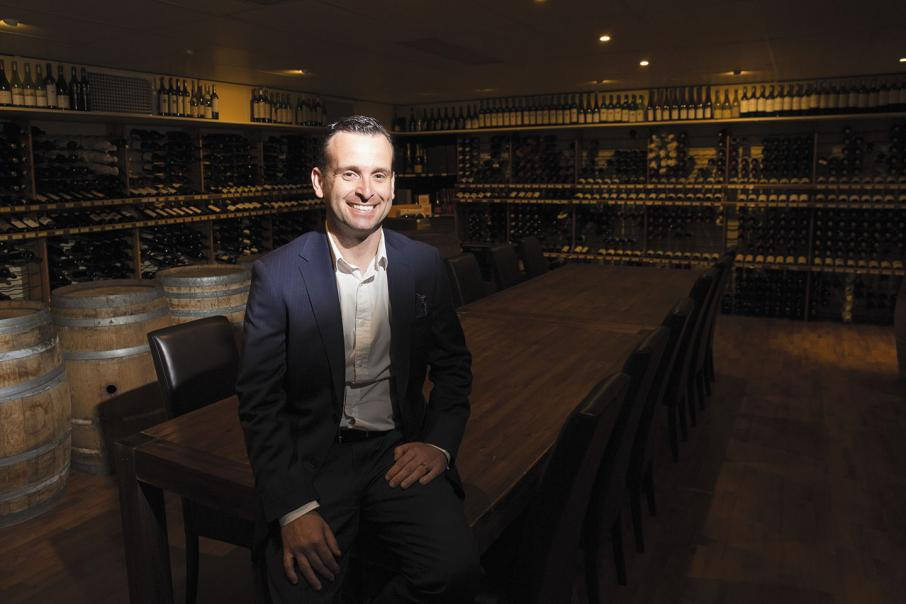 The Grand Cru experience, a top cellar