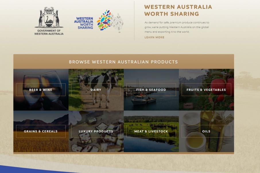 New brand to showcase WA agrifood