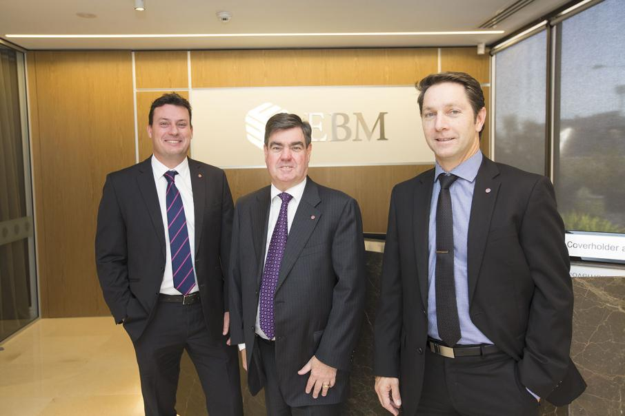 EBM boss confident of growth in tough market