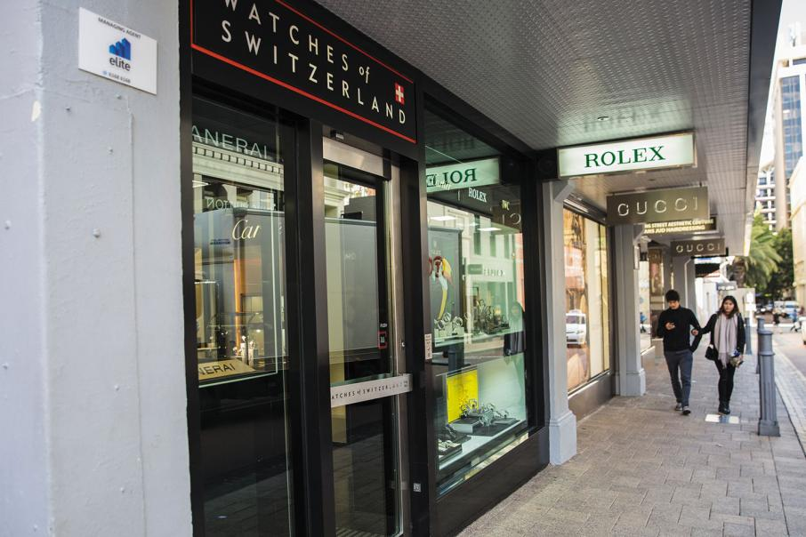 Swiss timing right for King Street
