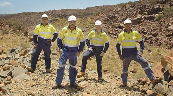 Fortescue critic wins Rio work