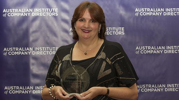 Recognition for NFP leaders