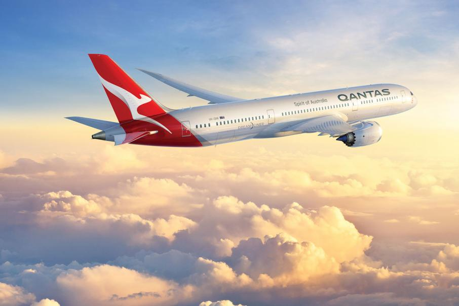 Perth-London Qantas flights on sale