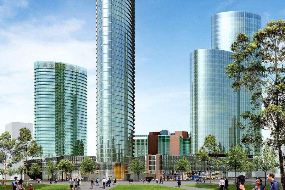 Hyatt owners move on towers plan