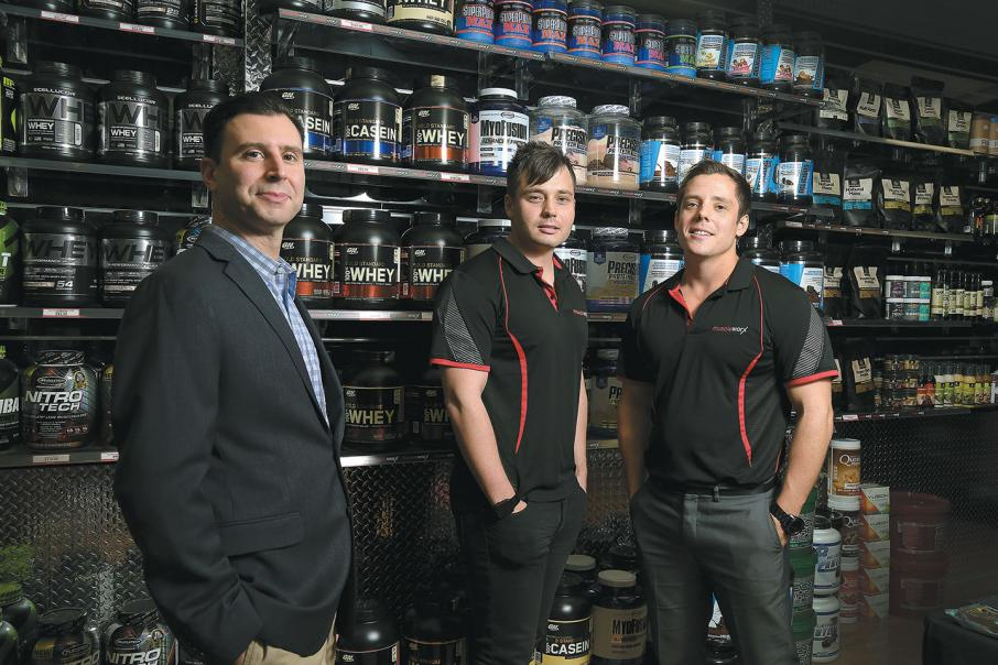 Muscleworx bulks up on private equity