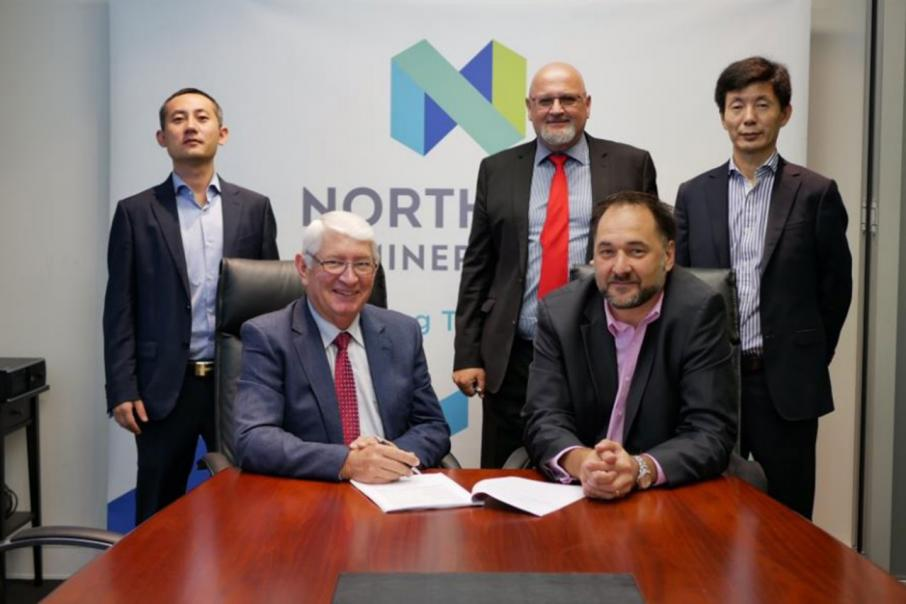 Northern to build $56m pilot plant