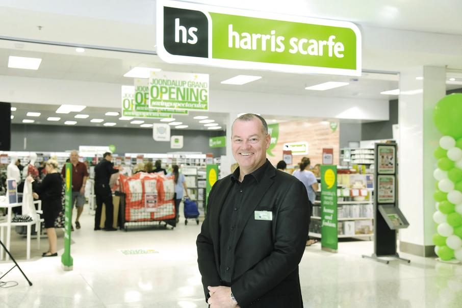 Harris Scarfe  back, in Joondalup