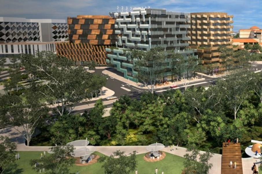 Bidders shortlisted for Murdoch Medihotel