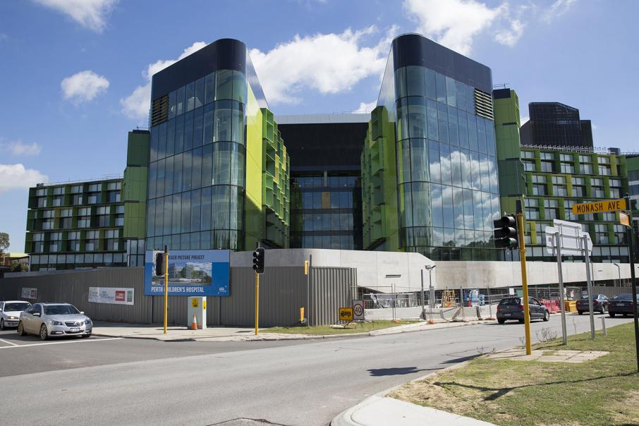CFMEU fined $277,000 in Perth Children's Hospital decision