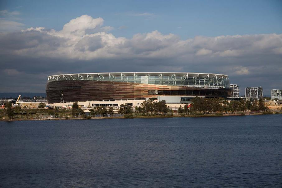 Perth Stadium to open in March