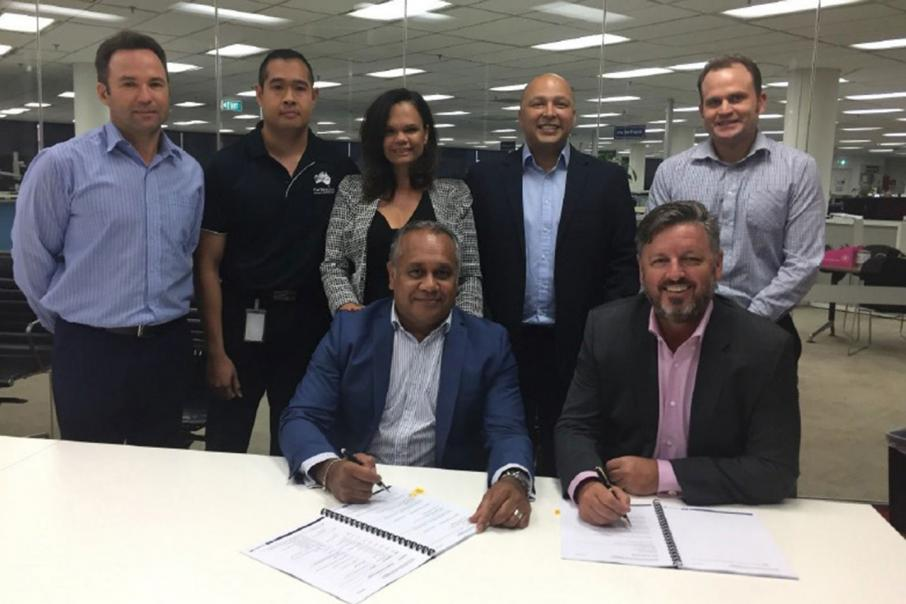 Redspear wins Fortescue contract