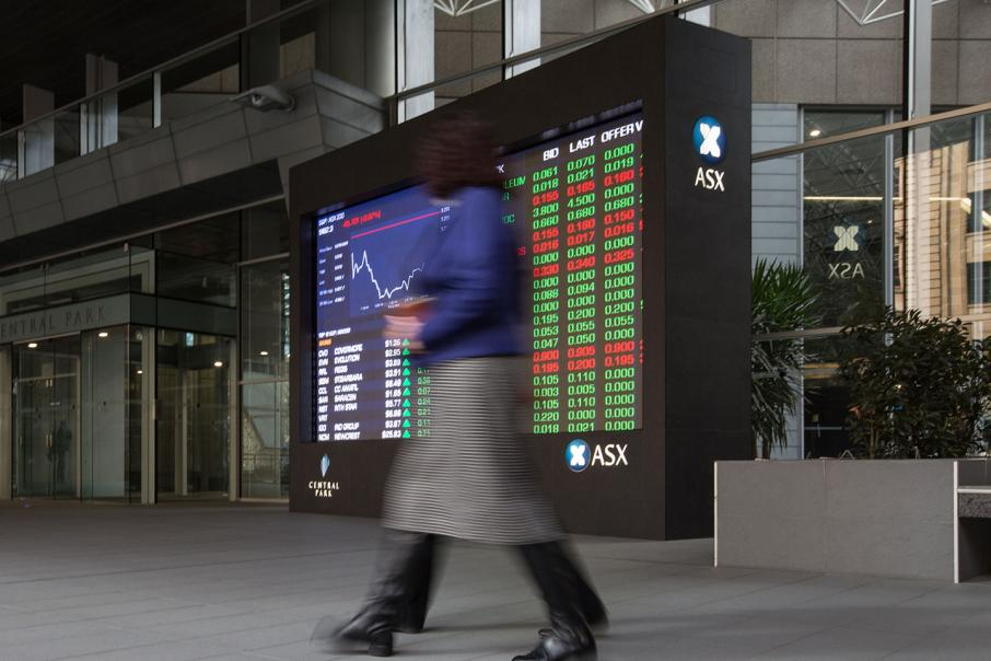 Shares close 95pts higher