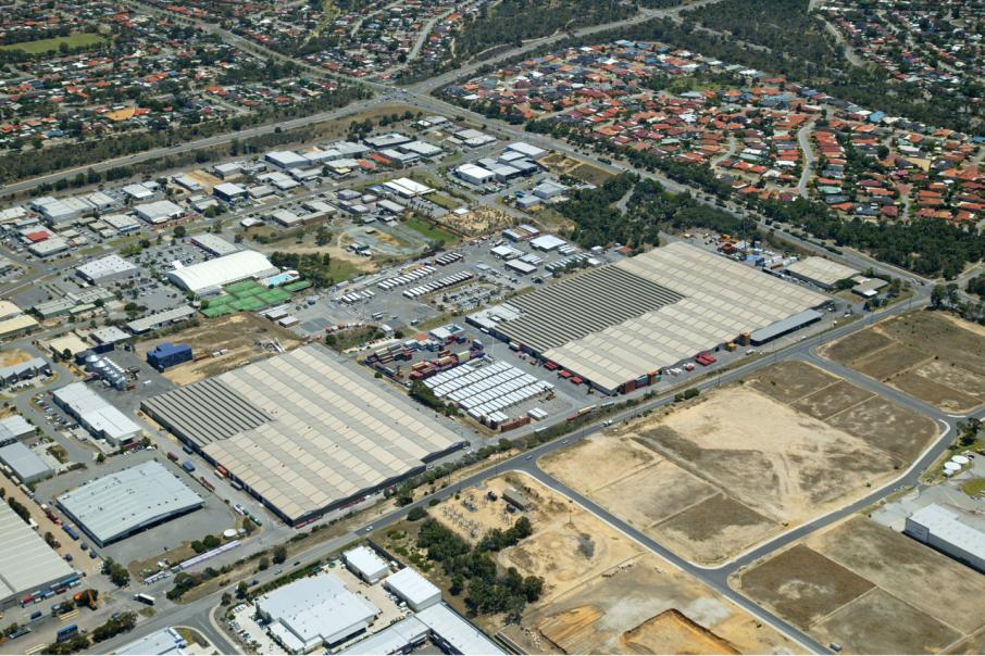 Aspen lands $28m industrial estate deal