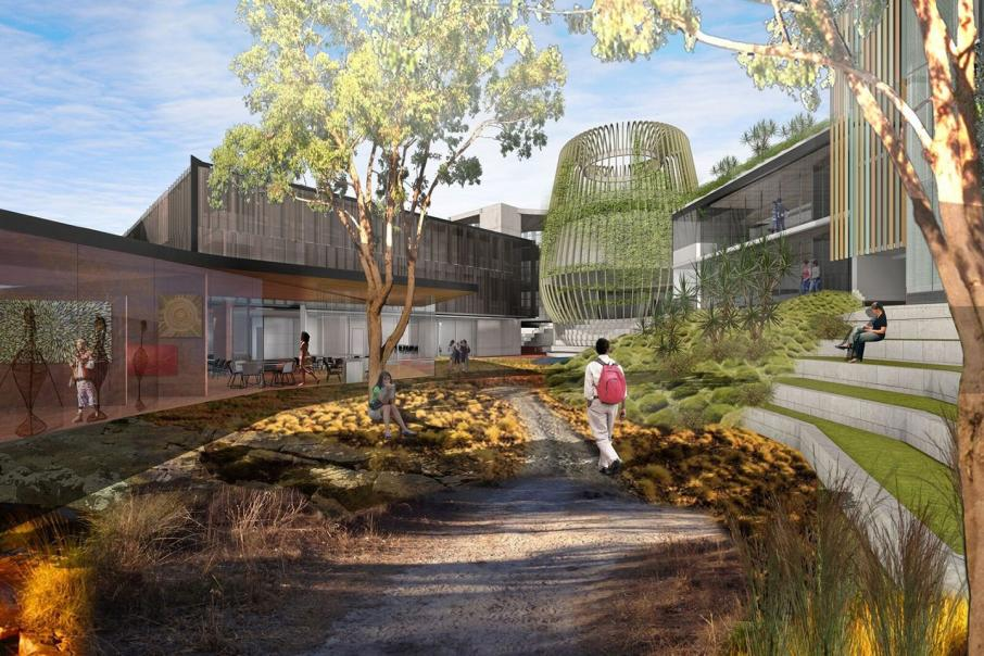 Support for indigenous accommodation at UWA
