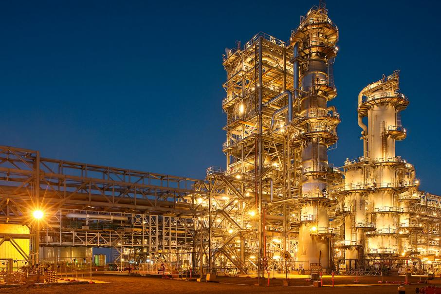 Woodside secures LNG deal in Indonesia
