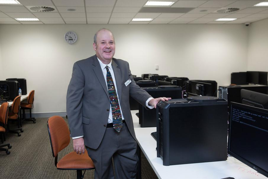 ECU gets federal funds for cyber security program