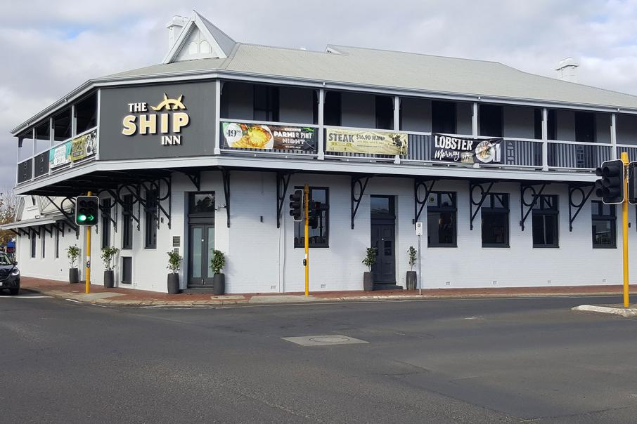 Busselton pub sold to Charter Hall fund